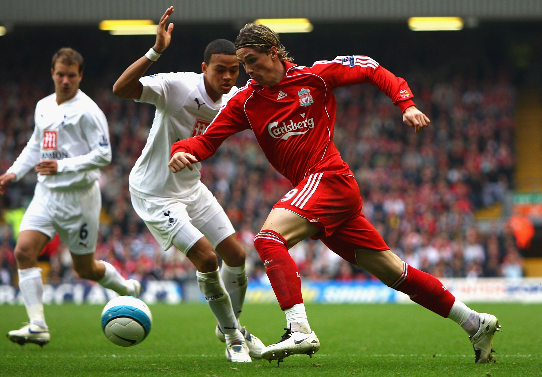Fernando Torres is great at footah
