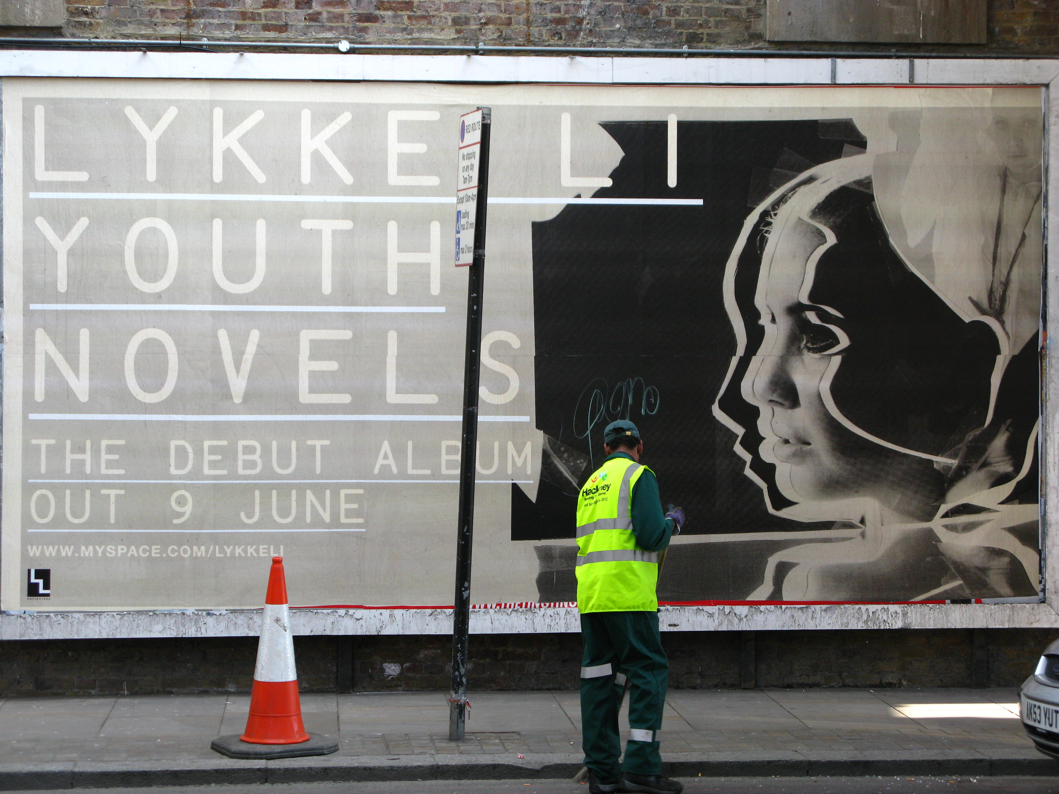 LYKKE LI: youth novels